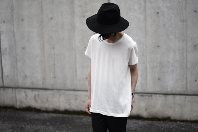 WIRROW -Crew Neck Tee-
