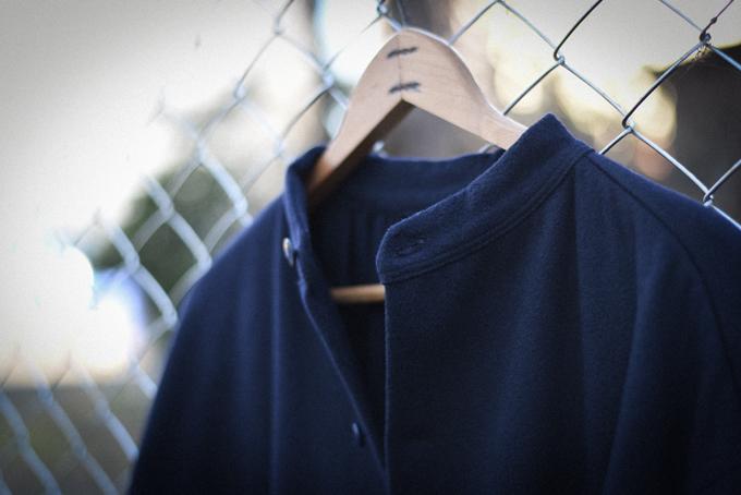 AULICO -wool long shirt-