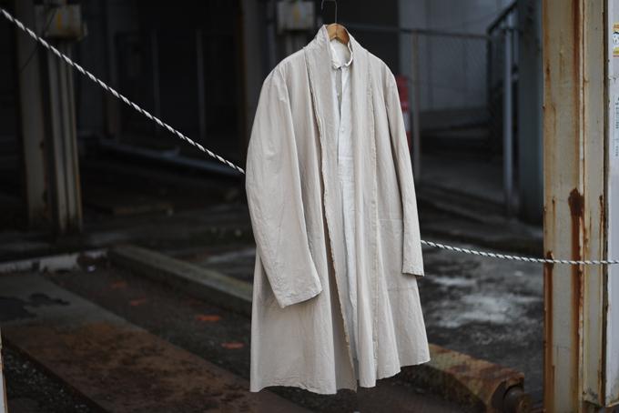 MAINU -Muffler coat-