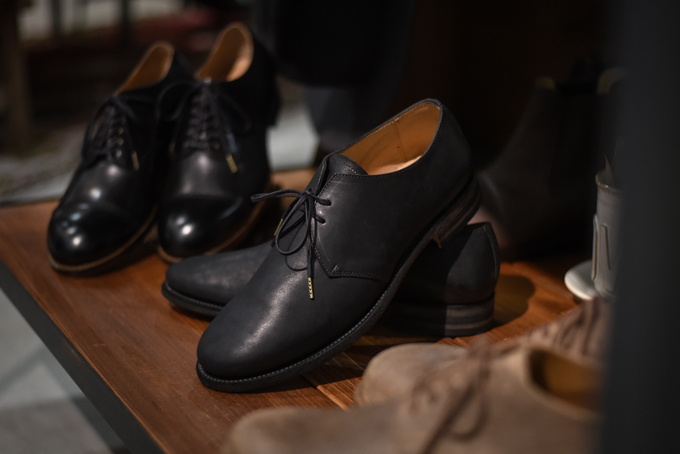 forme -17SS Leather Shoes Collection-