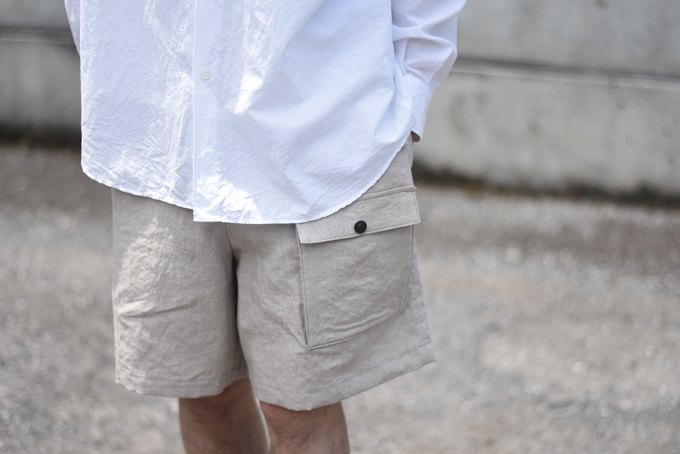 Riprap -6 Pocket Shorts-