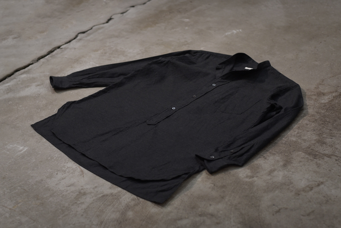 COMOLI -17AW Delivery Start-