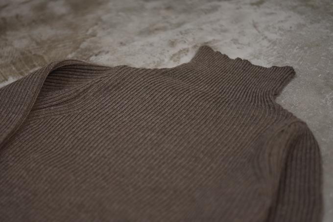 ANDERSEN-ANDERSEN -Turtle Neck Knit-