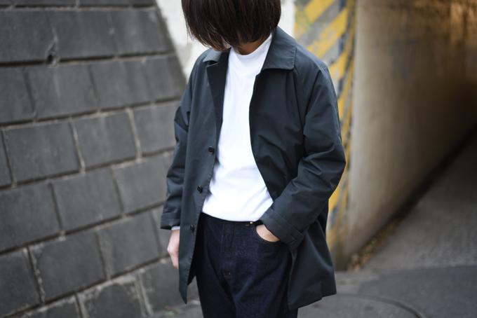 YAECA -Short Coat-