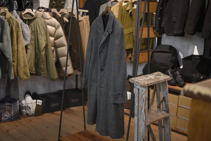 Used -Various Wool Coat-