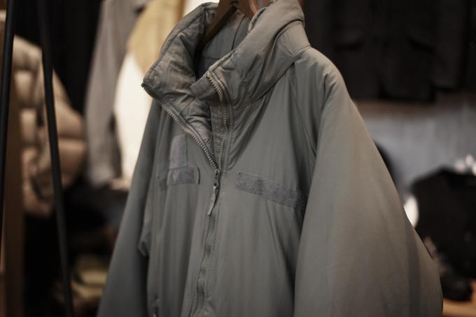 Used -Nylon & Fleece Jacket-