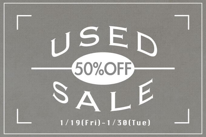 Info -Used 50% Off Sale-